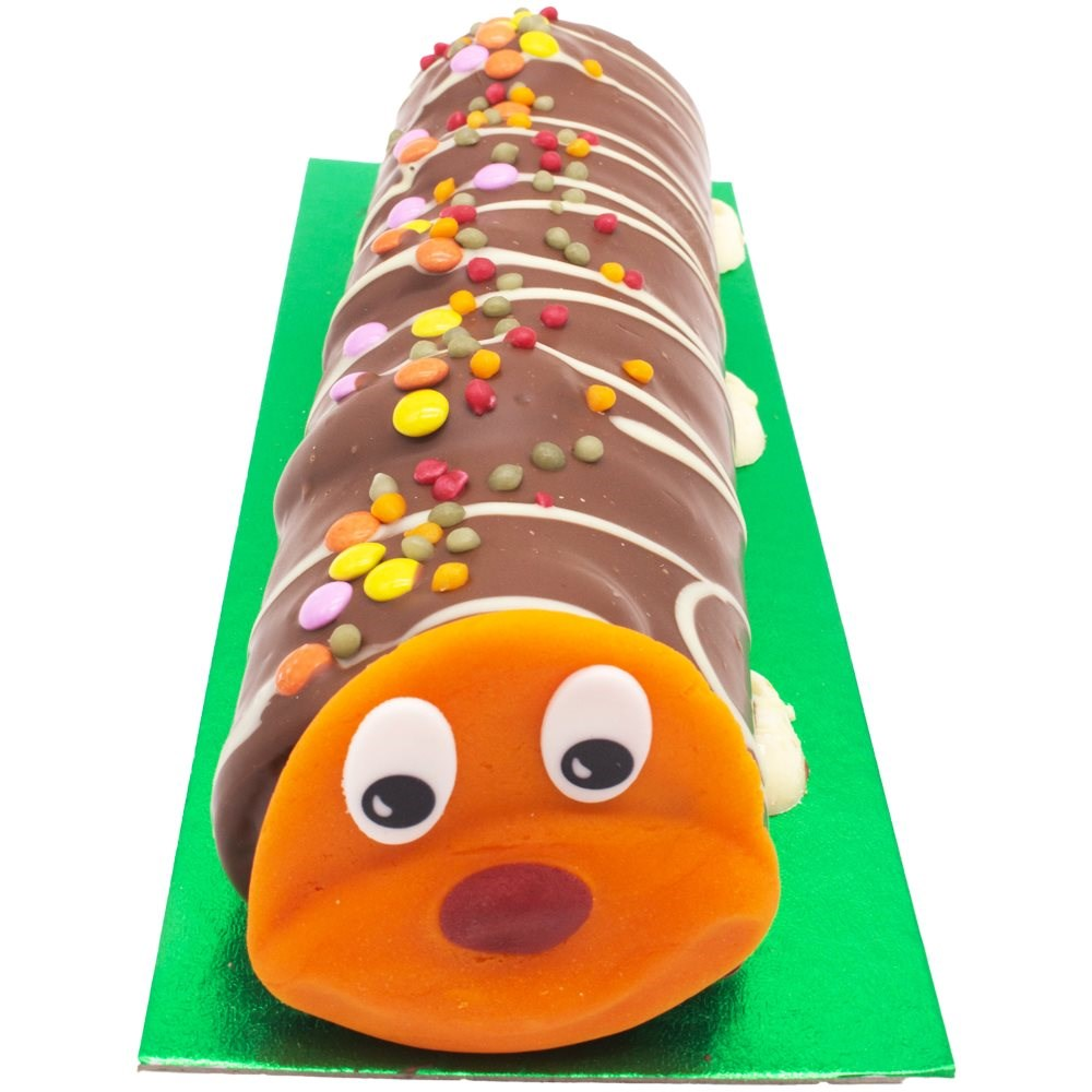 Caterpillar Cake Retailer's Own Brand