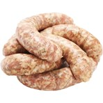 8 British Cumberland Sausages Retailer's Best Quality Own Brand 454g