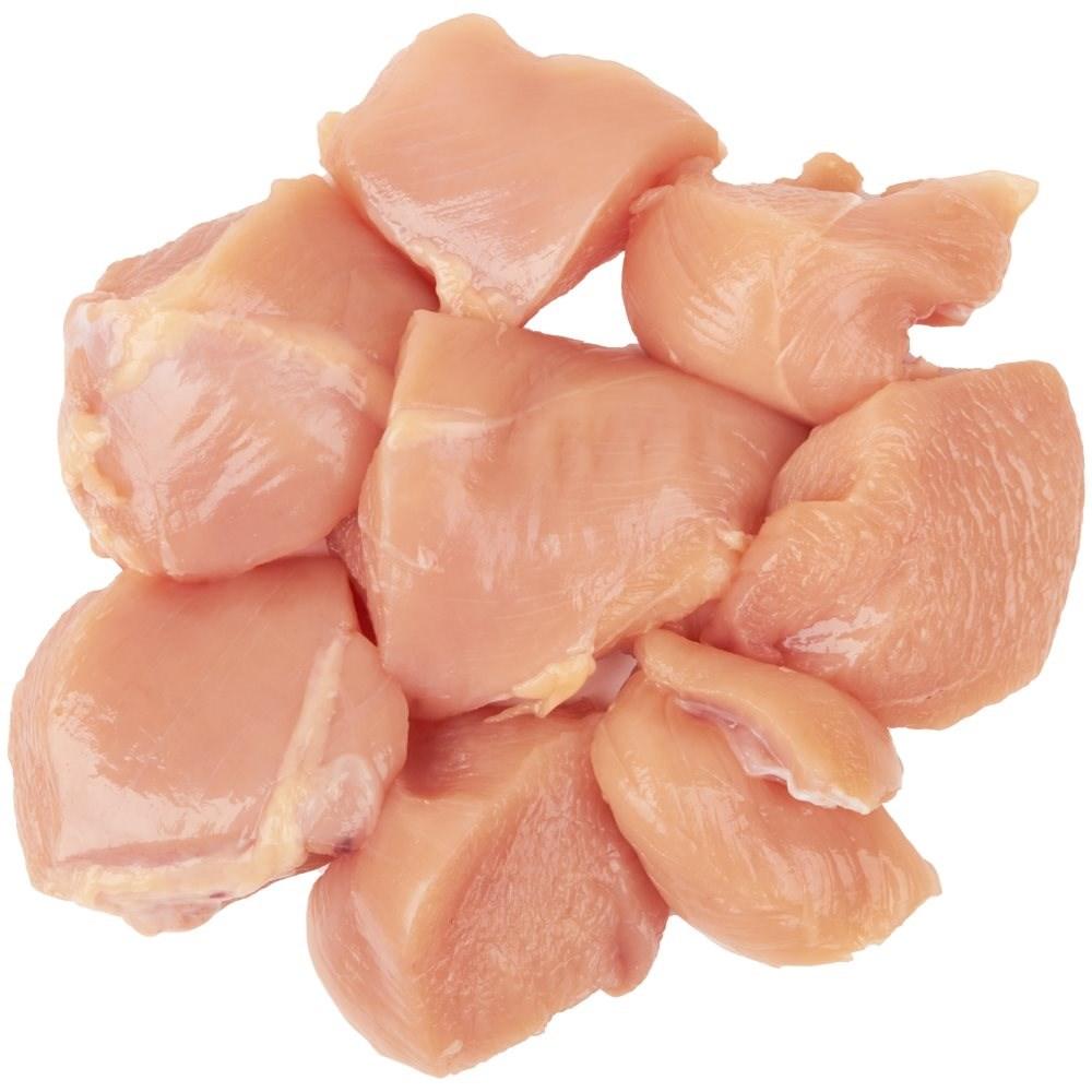 Diced Chicken Breast Retailer's Own Brand 400 - 500g