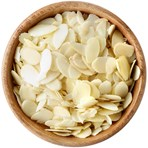 Flaked almonds Retailer's Own Brand 100 - 150g