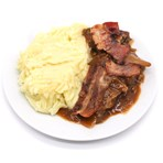 Liver Bacon & Mash for 1 Retailer's Own Brand 400 - 450g