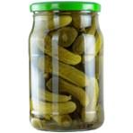 Pickled Baby Gherkins Retailer's Own Brand 340g