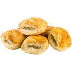 Mini sausage rolls (18 - 20 pack) Retailer's Own Brand 180 - 220g