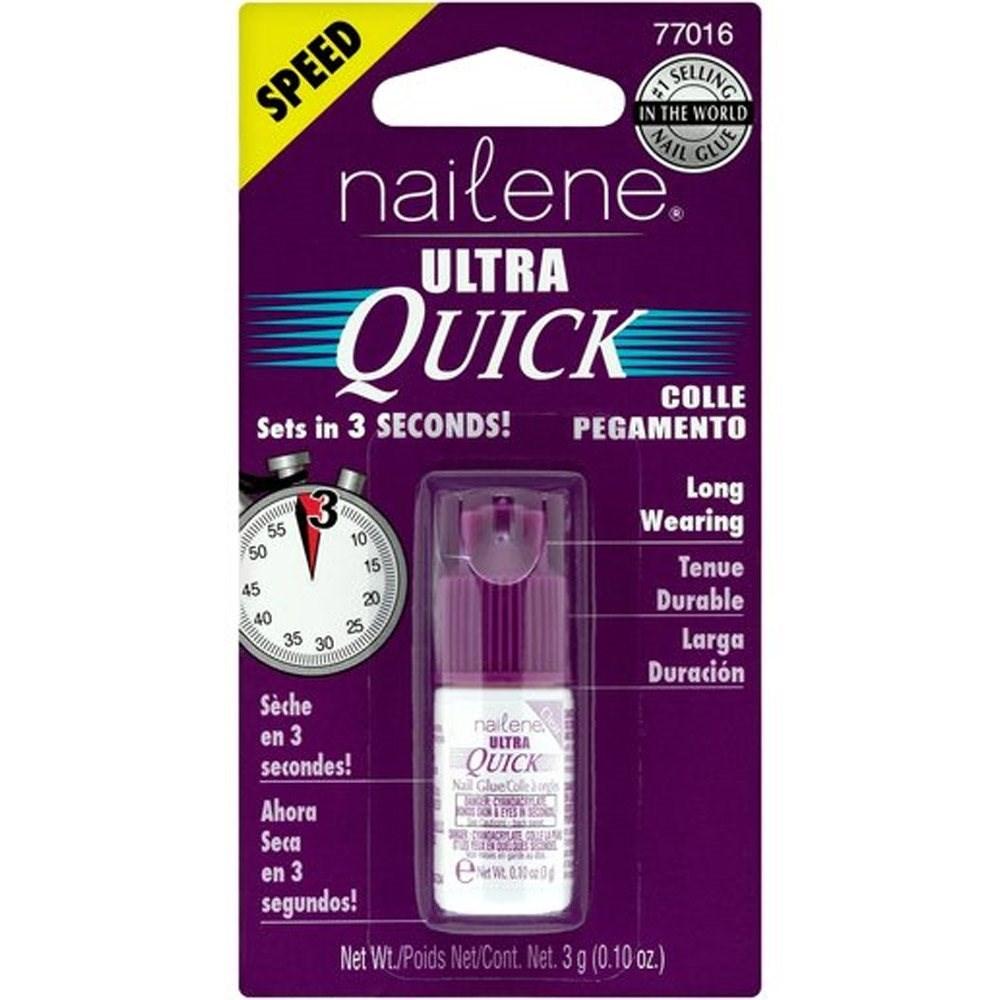 Nailene Ultra Quick Nail Glue 3g