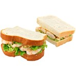 Prawn Mayonnaise Sandwich 1 Serving