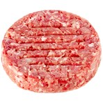 2 Prime Beef Burgers  Retailer's Best Quality Own Brand 0g